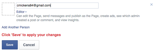 EDUCO: Adding Users to Your Company's Facebook Page