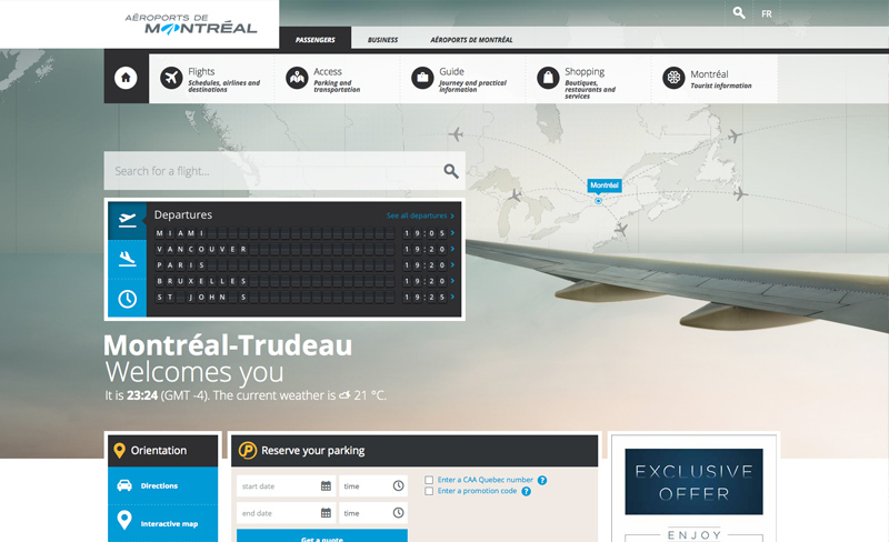 EDUCO: Top 8 Travel & Tourism Website Design Examples Built With ...