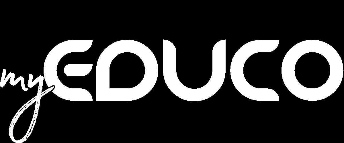 myEDUCO Logo White