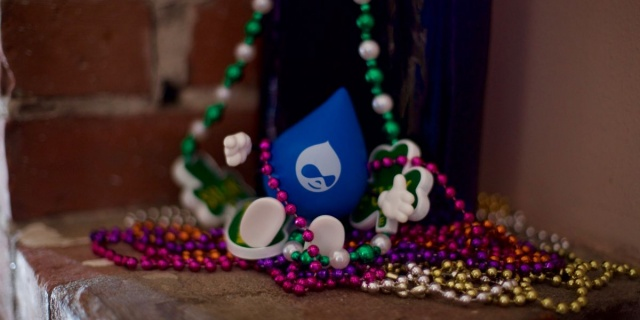 EDUCO at DrupalCon 2016 New Orleans