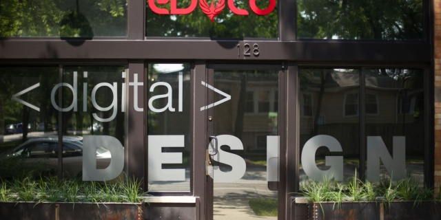 EDUCO's New Office Headquarters on Chicago Ave