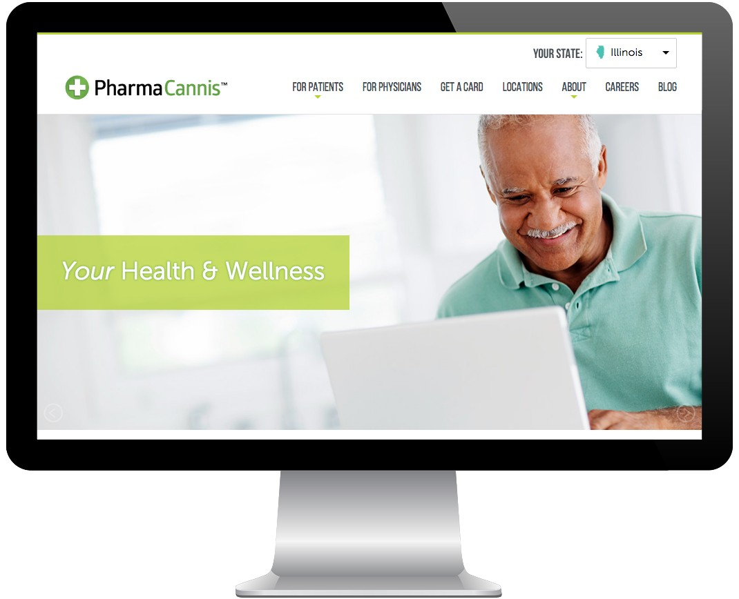 PharmaCannis Screenshot