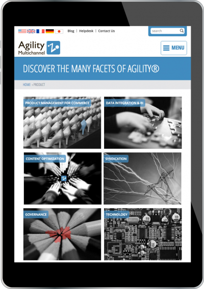 Agility Multichannel Screenshot