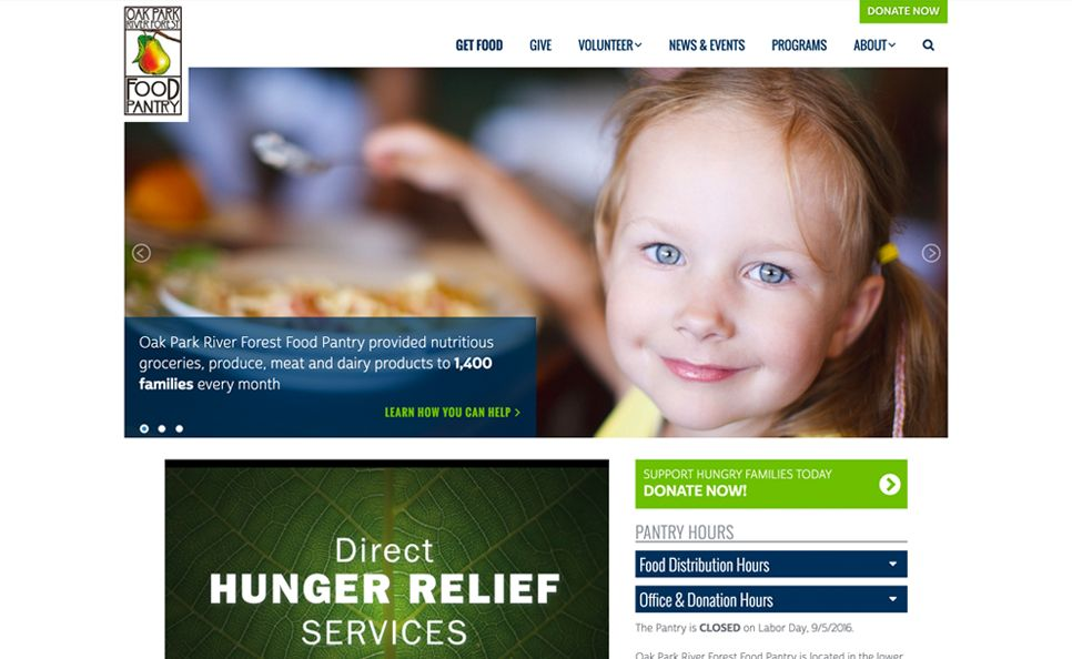 Chicago Food Pantry Locations