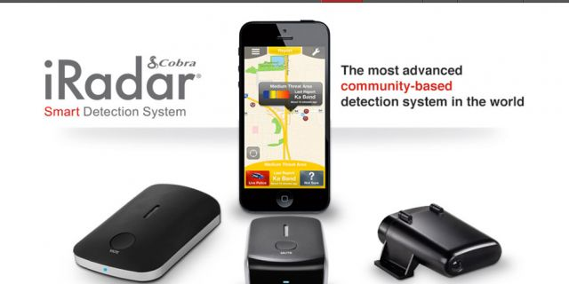 Cobra Radar Detector Wordpress Microsite Redesign